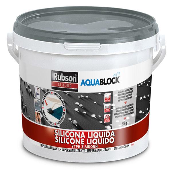 silicone líquido 5kg