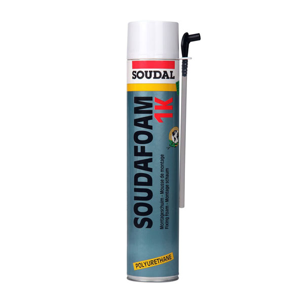 espuma manual soudal